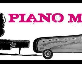 #208 pёr Logo Design for Piano Moves nga joyvill
