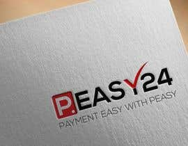#125 for Peasy24 Logo by sakibongkur