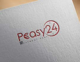 #169 for Peasy24 Logo by creativefolders