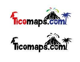 #14 for Logo para ticomaps libre by elieserrumbos