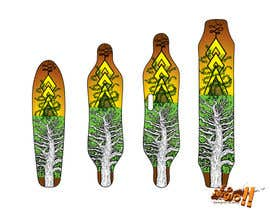 #32 for We need some Graphic Designs for longboard by eosergio