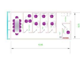 #2 for I need some floor plan with alumininium partitions by jhosser