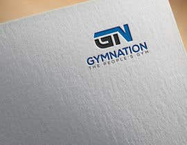 #185 for Logo Design for GymNation by graphicground