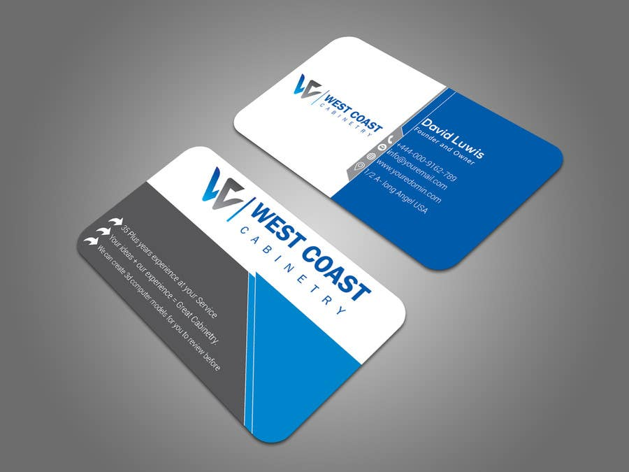 Entry 154 By Rayhan2020 For Design An Awesome Business Card