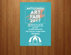 #3 for Art Event Poster by sairalatief