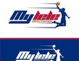 #19 for Logo design for youth girl basketball/ modeling (MYLELE) by paijoesuper