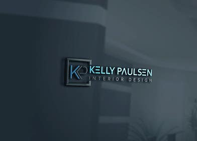 #43 for Logo for Kelly Paulsen Interior Design by GpShakil