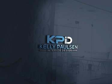 #8 for Logo for Kelly Paulsen Interior Design by ShafinAhmed66