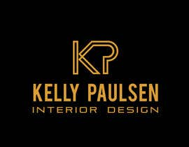 #167 for Logo for Kelly Paulsen Interior Design by happychild