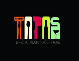 #52 pentru tapas restaurant logo design de către upasnanidhi