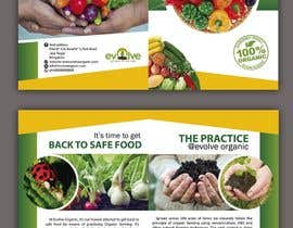 PabloSabala님에 의한 brochure design for organic vegetables and fruits을(를) 위한 #12