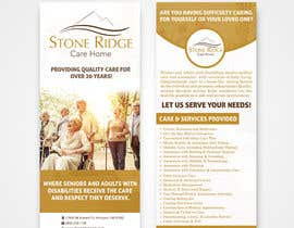 #21 pentru Design a Flyer for Stone Ridge Care Home de către AkshayVerma9