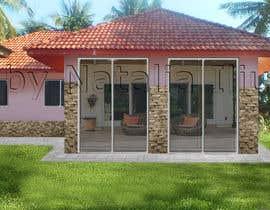 #75 สำหรับ I need some Design for screened in porch โดย Iliuk