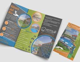 nº 56 pour Diseño Brochure Resort par brandspixel