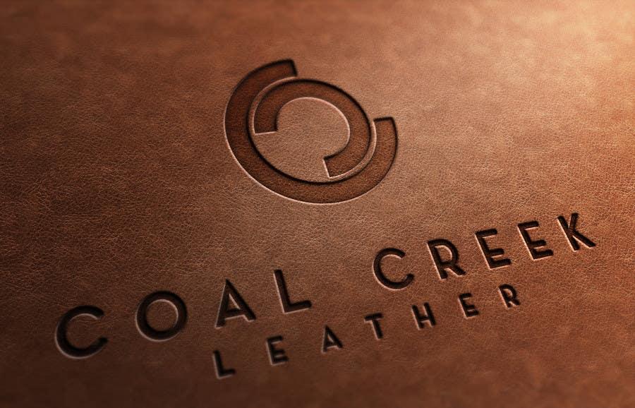 Proposition n°13 du concours Design Coal Creek Leather Logo