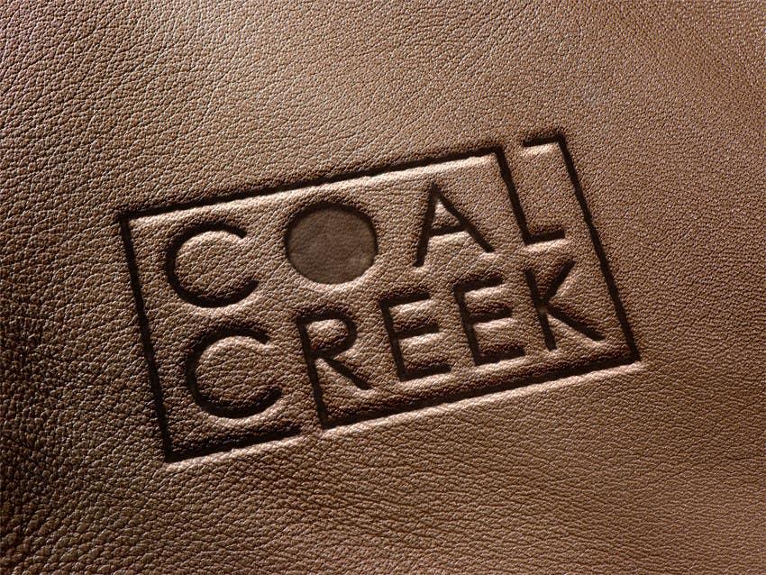 Proposition n°224 du concours Design Coal Creek Leather Logo