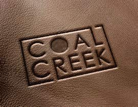 #224 สำหรับ Design Coal Creek Leather Logo โดย happychild