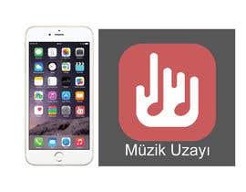 #7 สำหรับ Muzik uzayi logo design โดย fadhilsalimi