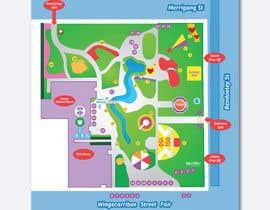 #6 สำหรับ Redesign map โดย felixdidiw