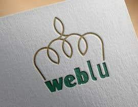 nº 5 pour WebLU Logo par rahulkaushik157