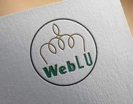 nº 16 pour WebLU Logo par rahulkaushik157