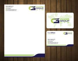 nº 59 pour Design Business Cards & letterhead & folder par petersamajay