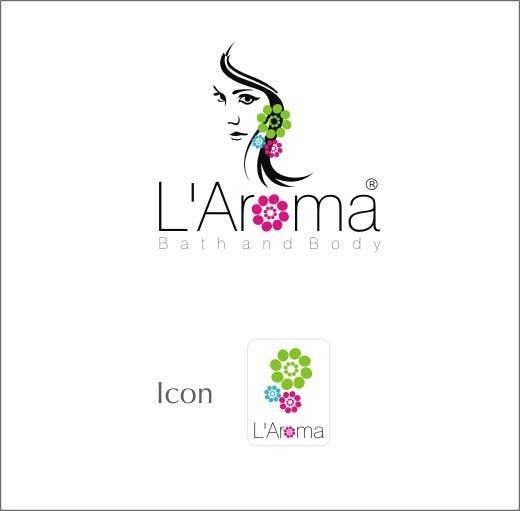 Inscrição nº 237 do Concurso para Logo Design for L'Aroma Bath and Body