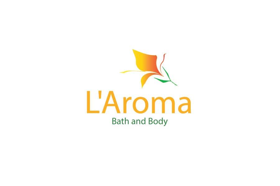 Inscrição nº                                         249                                      do Concurso para                                         Logo Design for L'Aroma Bath and Body