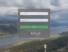 nº 23 pour Design a Login Page with an animated wallpaper par vw8253825vw