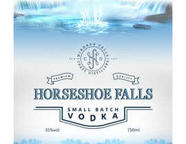 nº 38 pour Horseshoe Falls small Batch Vodka par veranika2100
