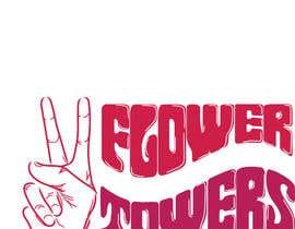 #75 for Flower Power style logo design by Yarmilich