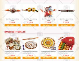 #8 for Design a Website Mockup for OnlineRakhi.com by doomshellsl