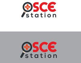 nº 141 pour Design a logo for medical education platform OSCE Station par aminul1238