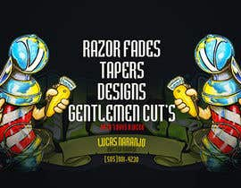 #3 for Barber Banner Design by linhsau1122