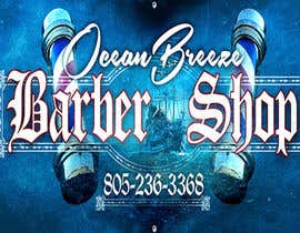 #2 for Barber Banner Design by gdalif