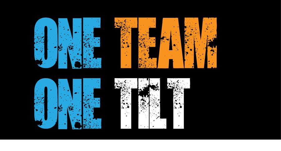 Proposition n°6 du concours Gaming logo One Team One Tilt