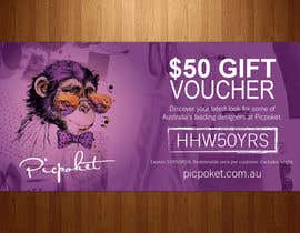#8 for Design A Voucher by teAmGrafic