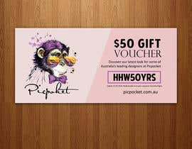#9 for Design A Voucher by sairalatief
