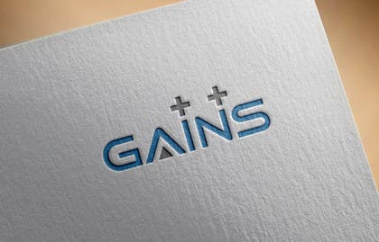 #22 for Design a Logo - Gains by designcr