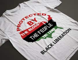 nº 64 pour RED BLACK AND GREEN (BLACK LIBERATION) FLAG par FARUKTRB