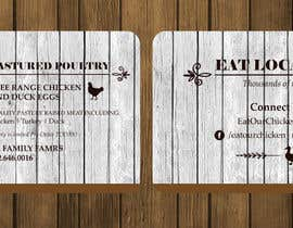 nº 17 pour Design Business Card & Banner for small Family Farm par petersamajay
