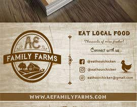 nº 24 pour Design Business Card & Banner for small Family Farm par vw6726654vw