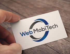 nº 8 pour Design a Logo for the company WebMobiTech par HabiburHR