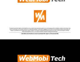 nº 3 pour Design a Logo for the company WebMobiTech par guduleaandrei