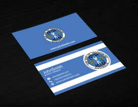 #162 for Design a Business Card For a Martial Art Dojang by DesignerMuhammad