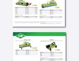 Nro 31 kilpailuun Design a Catalogue käyttäjältä felixdidiw