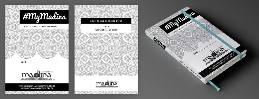 Proposition n°8 du concours Create Front Cover for Notebook