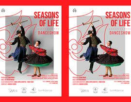 #29 for Design poster for Dance show by skanone