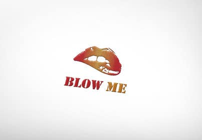 #32 for Design a Logo - Blow Me by Kamrulhasan98k