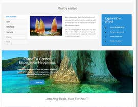 nº 13 pour Redesign of a travel agency website par imohchard